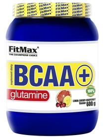Фото 3 к товару Аминокомплекс FitMax BCAA+Glutamina (600 г)