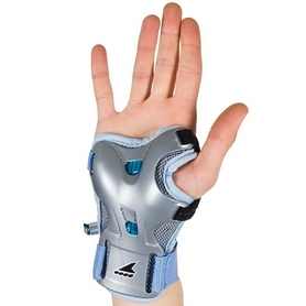 Фото 2 к товару Защита для катания (комплект) Rollerblade Lux 3 Pack W голубая, размер - L