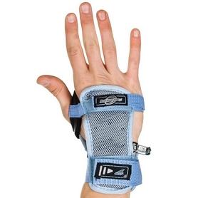 Фото 3 к товару Защита для катания (комплект) Rollerblade Lux 3 Pack W голубая, размер - L