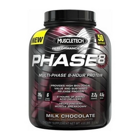 Протеин Muscletech Phase8, Performance Series (2,1 кг)