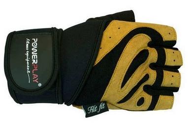 Перчатки для фитнеса PowerPlay Mens 1063 B