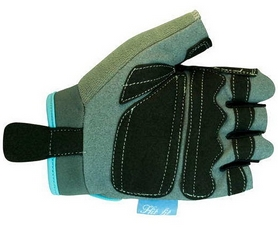 Фото 2 к товару Перчатки для фитнеса PowerPlay Womans 1735