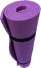 Коврик туристический (каремат) Mountain Outdoor Кемпинг фиолетовый 8 мм - фото 1