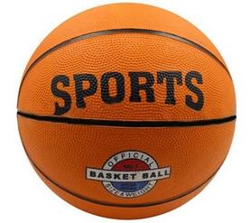 Мяч баскетбольный резиновый Sports BA-4507