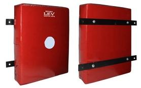 Макивара настенная Lev LV-4285 (40x50x10 см) красная (1 шт)