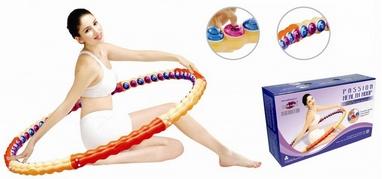 Обруч массажный Passion Health Hoop (2,8 кг)