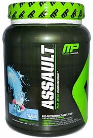 Фото 2 к товару Энергетик MusclePharm Assault (725 г)