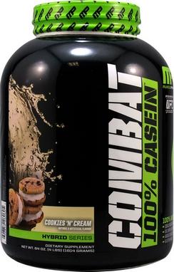 Протеин MusclePharm Combat 100% Casein (1,8 кг)