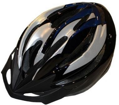 Велошлем кросс-кантри ZLT HB13 черный с синим