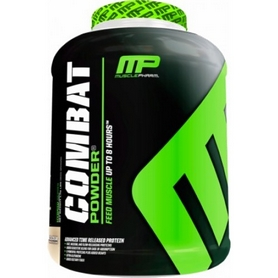 Протеин MusclePharm Combat (1,8 кг) - ягода