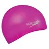 Шапочка для плавания Speedo  Silc Moud Cap Au Purple - фото 1