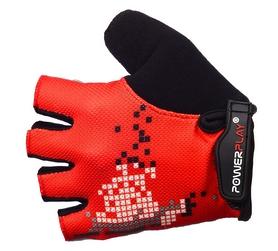 Фото 1 к товару Перчатки велосипедные PowerPlay 002 B