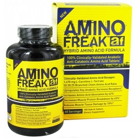 Фото 1 к товару Аминокислоты PharmaFreak Amino Freak (180 капсул)
