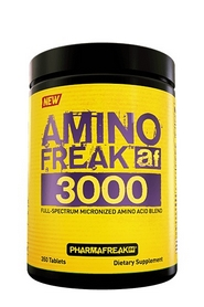 Аминокислоты PharmaFreak Amino Freak 3000 International (350 капсул)
