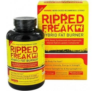 Спецпрепарат (послетренировочный комплекс) PharmaFreak Ripped Freak Diuretic (48 капсул)