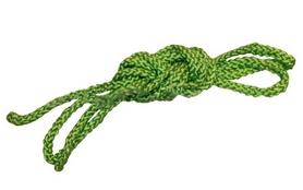 Cкакалка гимнастическая ZLT C-3251 зеленая