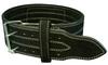Пояс тяжелоатлетический кожаный PowerPlay 5150 - фото 2