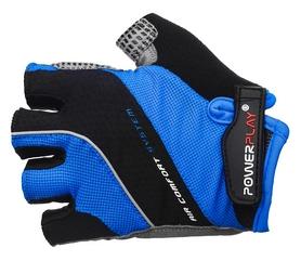 Перчатки велосипедные PowerPlay 5023 MEN blue