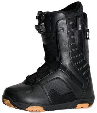 Распродажа*! Ботинки для сноуборда Nidecker TRANSIT EZ Lace'11 - 39