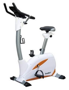 Велоэргометр (программируемый) HouseFit Vanguard B1.1M белый