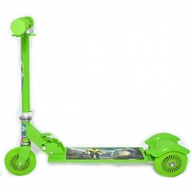 Фото 1 к товару Самокат трехколесный Scooter F-580 зеленый