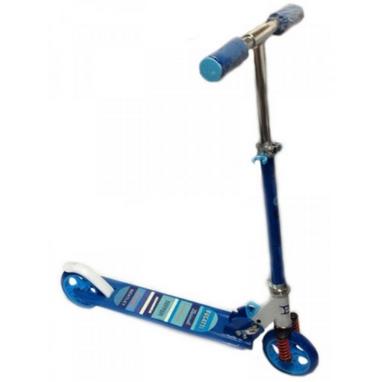 Самокат двухколесный Scooter Power синий