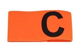 Повязка капитанская Soccer FB-113-OR оранжевая