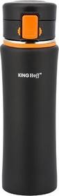Термокружка KINGHoff КН-4371 500 мл оранжевая