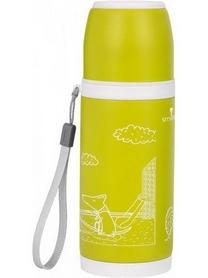 Фото 1 к товару Термос туристический PowerPlay STT-3 350 мл зеленый