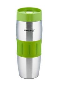 Термокружка KINGHoff КН-4171 380 мл зеленая