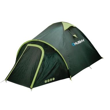Палатка трехместная Husky Outdoor Bizon 3