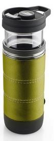 Термокружка для приготовления кофе GSI Outdoors Commuter Java Press 445 мл зеленая