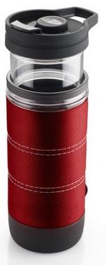 Термокружка для приготовления кофе GSI Outdoors Commuter Java Press 445 мл красная