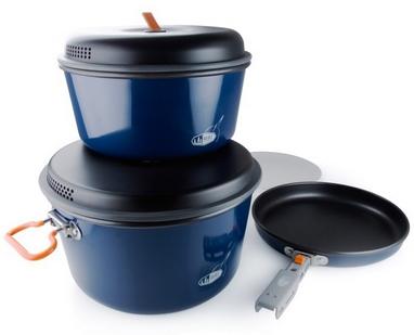 Набор посуды GSI Outdoors Bugaboo Base Camper Large