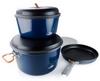 Набор посуды GSI Outdoors Bugaboo Base Camper Large - фото 1