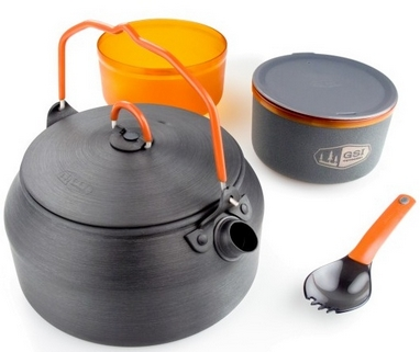 Набор посуды GSI Outdoors Halulite Ketalist