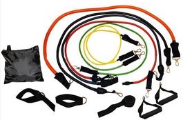 Фото 1 к товару Набор эспандеров для фитнеса FI-2251