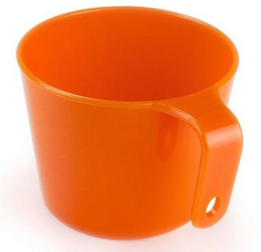 Чашка GSI Outdoors Cascadian Cup 350 мл оранжевая