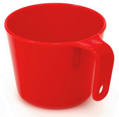 Чашка GSI Outdoors Cascadian Cup 350 мл красная