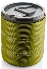Кружка GSI Outdoors Infinity Bacpacker Mug 500 мл зеленая