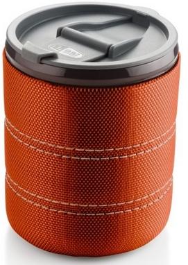 Кружка GSI Outdoors Infinity Bacpacker Mug 500 мл оранжевая