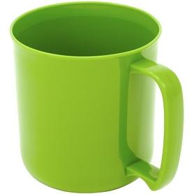 Фото 1 к товару Чашка GSI Outdoors Cascadian Mug 414 мл зеленая