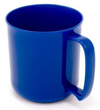 Чашка GSI Outdoors Cascadian Mug 414 мл синяя