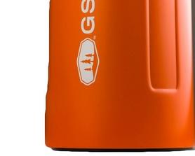 Фото 2 к товару Термос GSI Outdoors Glacier Stainless 1 л оранжевый