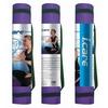 Коврик для йоги (йога-мат) Joerex iСare 4 мм с чехлом - фото 2