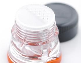 Фото 2 к товару Емкость для специй GSI Outdoors Ultralight Salt and Peper Shaker