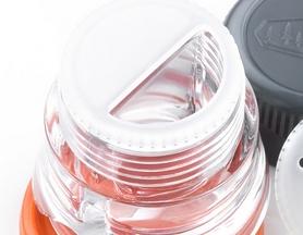 Фото 3 к товару Емкость для специй GSI Outdoors Ultralight Salt and Peper Shaker