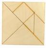 Настольная игра геометрическая Крутиголовка