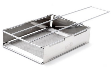 Тостер GSI Outdoors Glacier Stainless Toaster