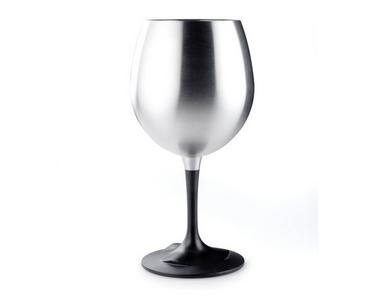 Бокал GSI Outdoors Glacier Stainless Steel Nesting Wine Glass 450 мл